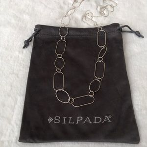 Silpada Lasting Impression Necklace